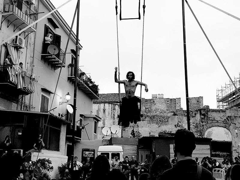 Ballarò Buskers Festival 2019: l'arte di strada torna nel centro storico di Palermo
