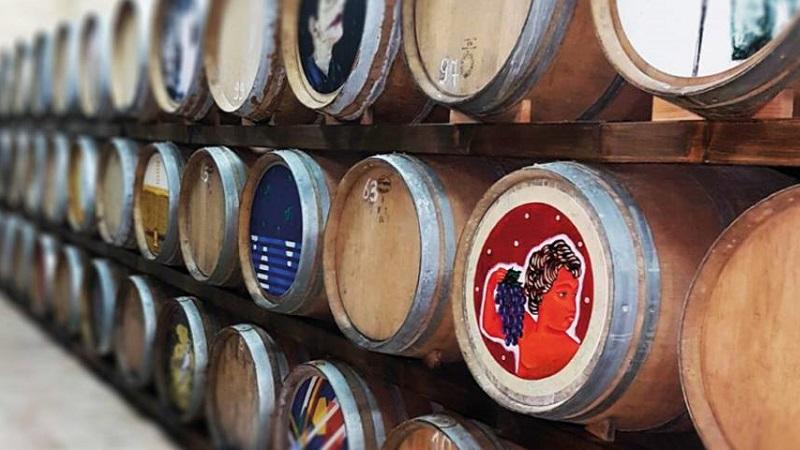 Tenute Orestiadi: vino e arte insieme per il rilancio del territorio