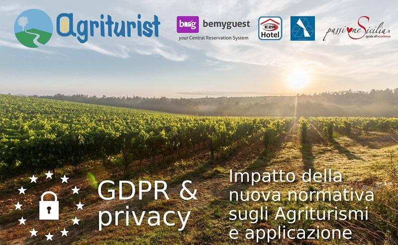 Agriturist GDPR formazione
