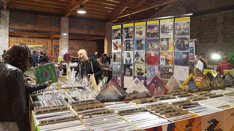 Fiera del disco: il vinile in mostra a Palermo, Siracusa e Catania – FOTO