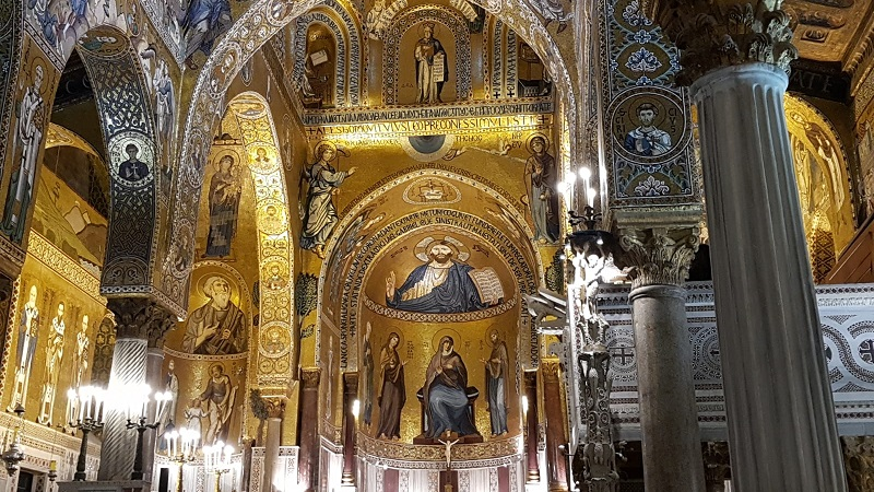 Cappella Palatina tre stelle Michelin Palermo