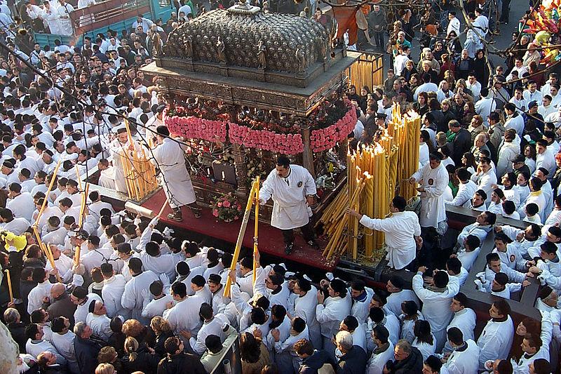 Catania: dal 3 al 5 febbraio si festeggia Sant'Agata
