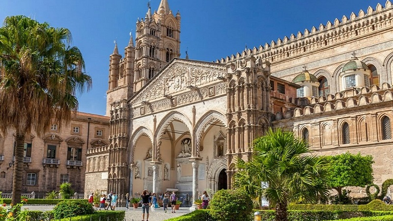 Palermo Artribune e tre stelle Michelin