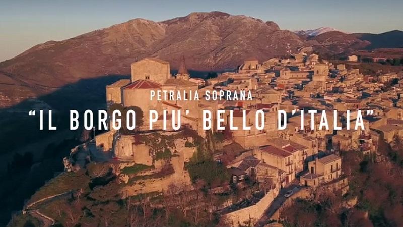 Petralia Soprana: il video del regista Ivan D'Ignoti al Borgo più bello d'Italia