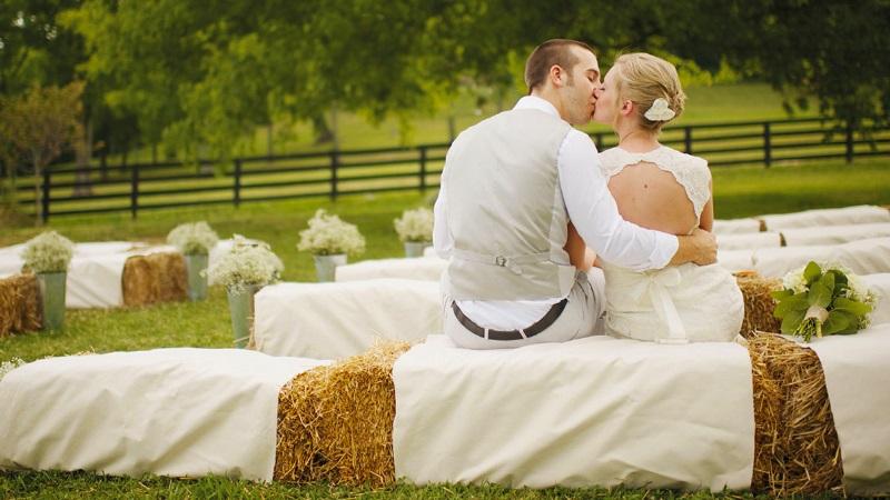 Matrimonio in agriturismo con Petit Cadò