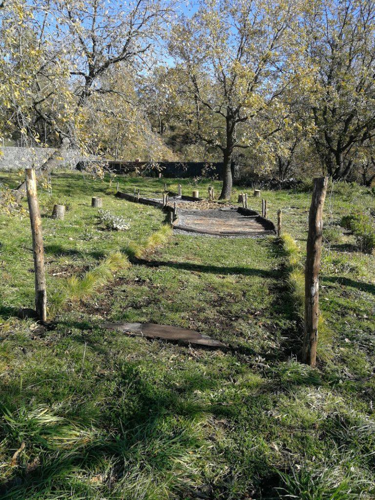 Viola nel Parco percorso sensoriale