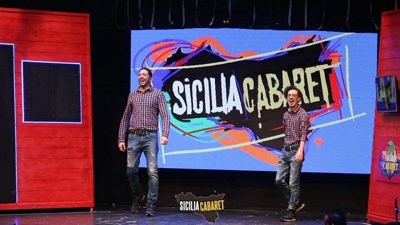Sicilia Cabaret torna in Rai con due serate registrate al Teatro di Verdura