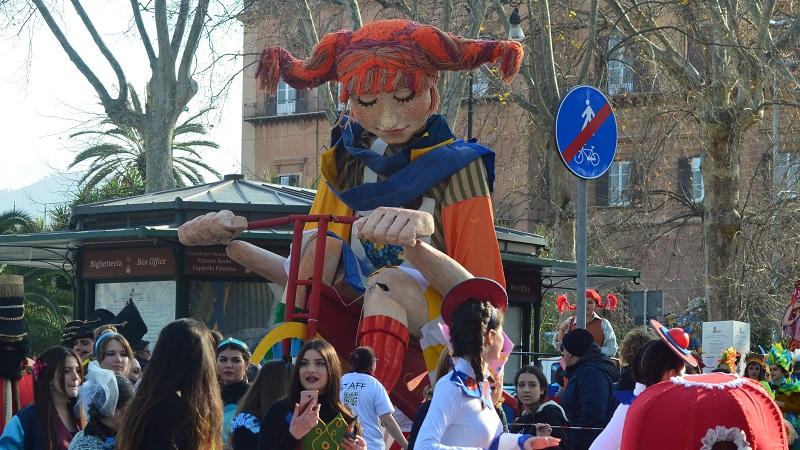 Educarnival 2019: le foto della sfilata nel centro di Palermo