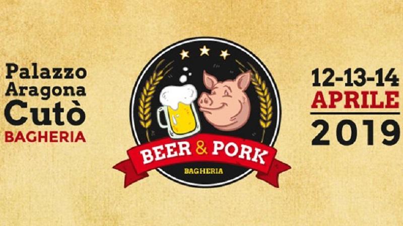 Beer & Pork: a Bagheria tre giorni dedicati ai birrifici artigianali e alle macellerie locali