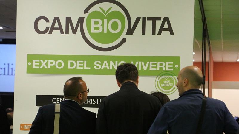 CamBIOvita Expo: dal 26 al 28 aprile Catania ospita la fiera del benessere