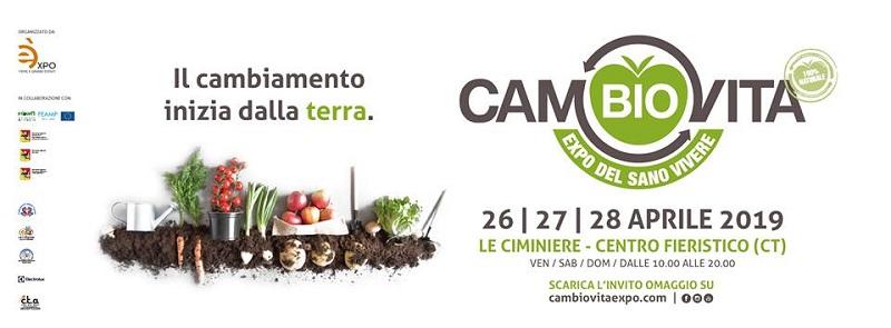 CamBIOvita Expo Catania Expo Canapa Sud