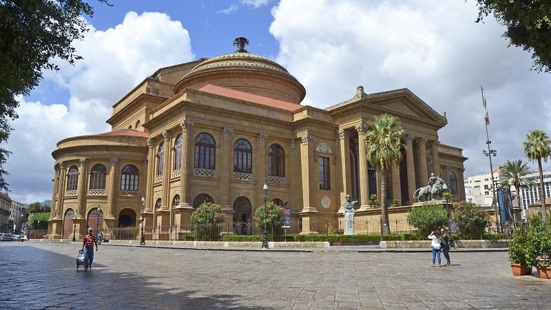 Teatro Massimo di Palermo, dal 4 luglio riparte la programmazione