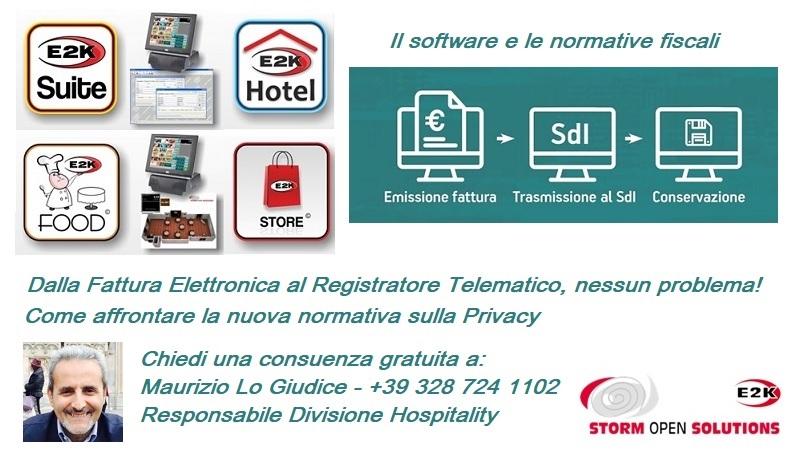 Storm Open Solution E2K Suite