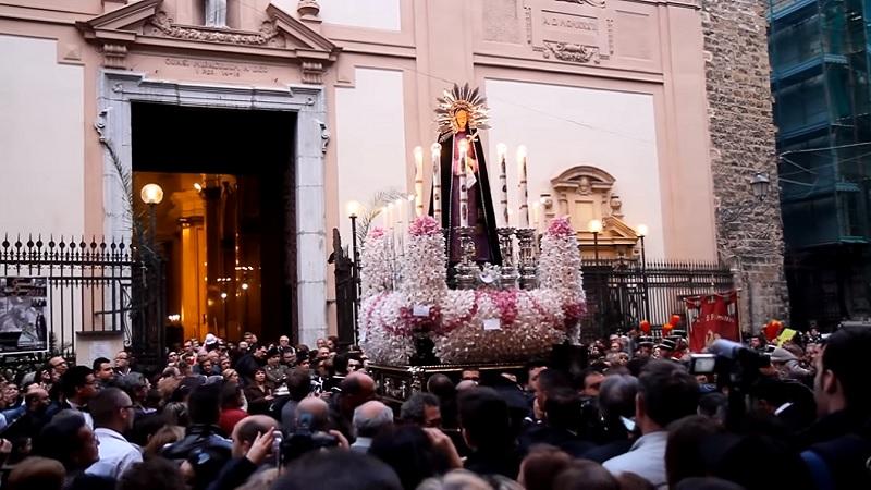 Venerdì Santo a Palermo