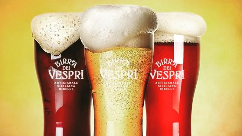 Birra dei Vespri birre Gaetano Bucaro