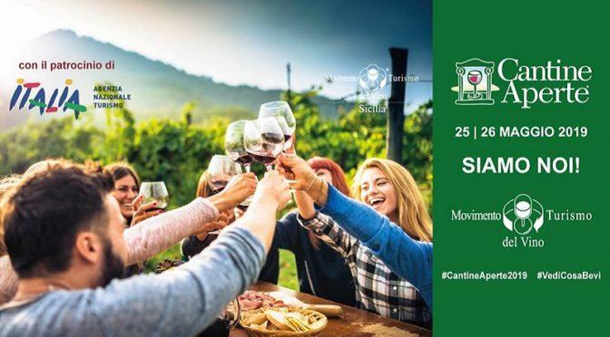 Cantine Aperte 2019 Sicilia Movimento Turismo del vino