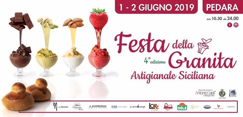 Festa della Granita Artigianale Siciliana Pedara