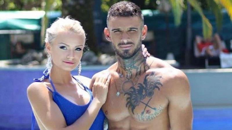 Mercedesz Henger e Lucas Peracchi Palermo Gran Galà della Moda Fashion Models Group