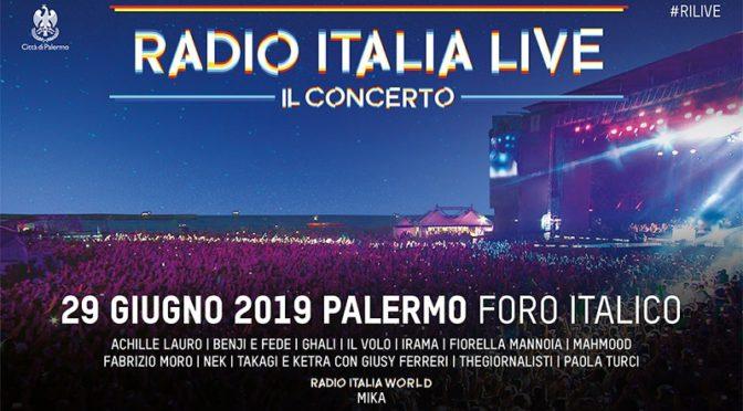 Radio Italia Live - Il Concerto 2019