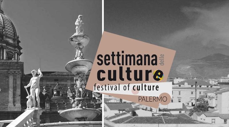 Settimana delle Culture: dall'11 al 19 maggio a Palermo oltre 270 eventi in tutta la città