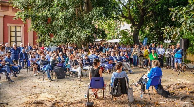 Una marina di Libri, Orto Botanico Palermo festival dell'editoria indipendente