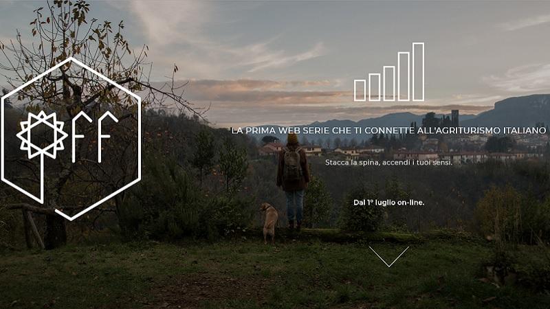 Off, la prima web serie sull'agriturismo italiano. Protagonista anche Piazza Armerina
