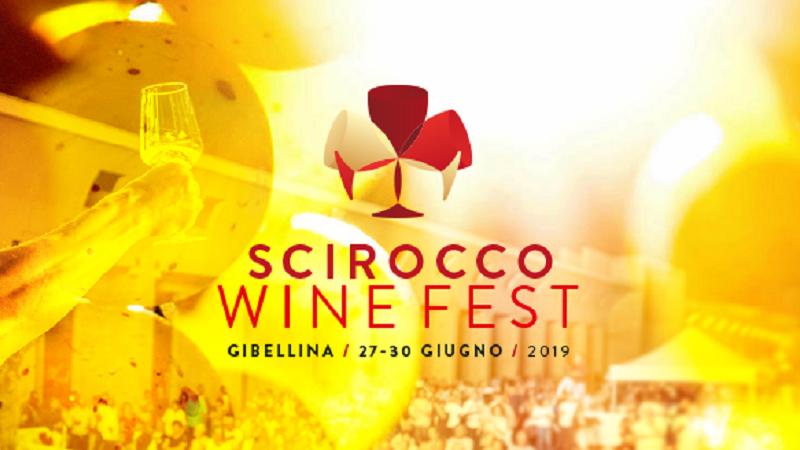 Scirocco Wine Fest 2019 Gibellina Paola Turci Roberto lipari