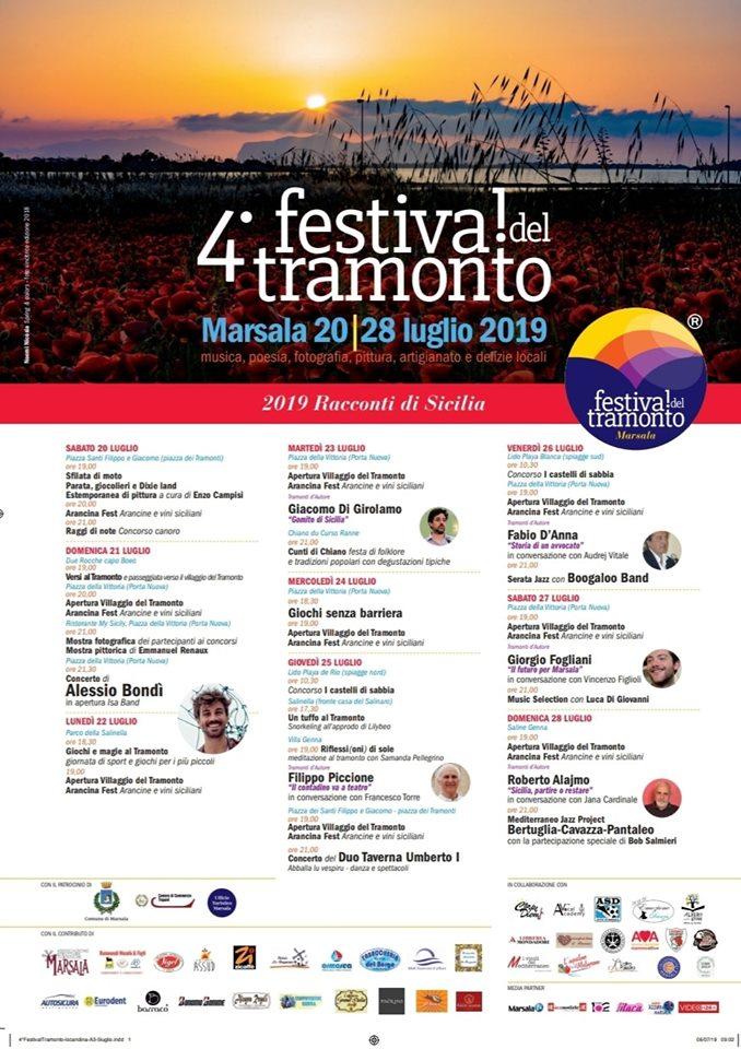 Festival del Tramonto Marsala