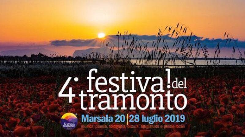 Festival del Tramonto a Marsala dal 20 al 28 luglio
