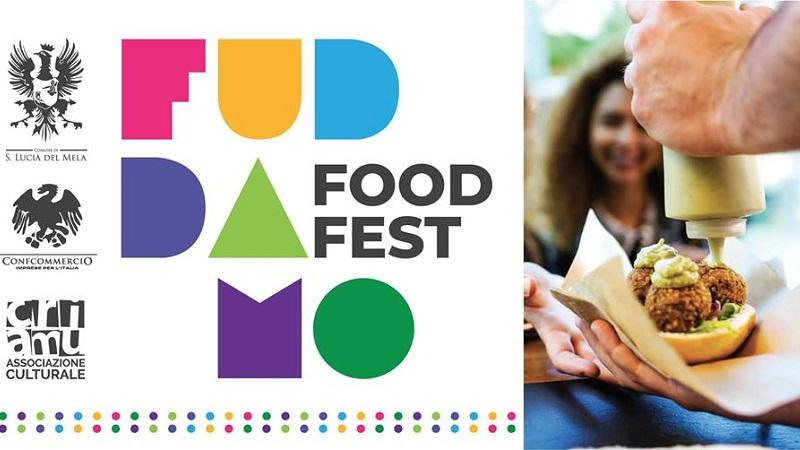FuddAmo Food Fest dal 25 al 27 luglio a Santa Lucia del Mela