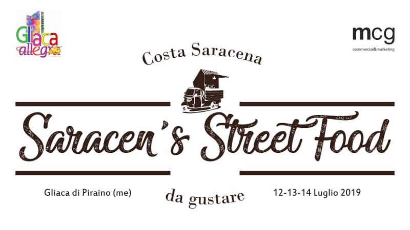 Saracen's Street Food: a Gliaca di Piraino cibo e spettacoli dal 12 al 14 luglio