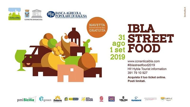 Ibla Street Food 2019, dal 31 agosto due giorni di festa tra itinerari culinari a Ragusa