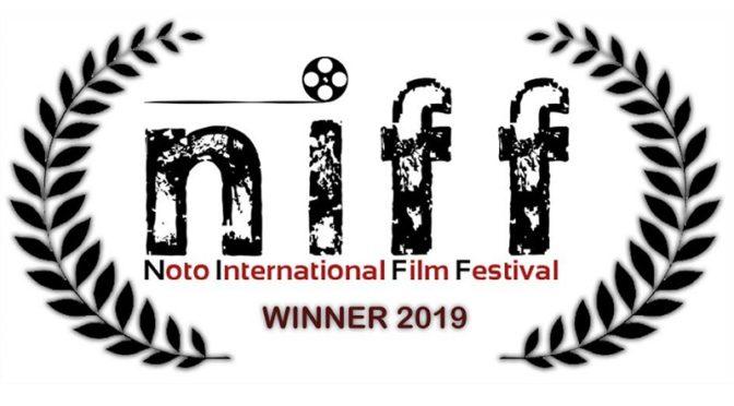 Niff Noto International Film Festival finale Teatro Comunale Tina Di Lorenzo