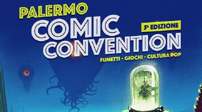 Palermo Comic Convention 2019, Cospladya Comic & Games cosplay fumetti cultura pop
