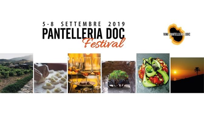 Pantelleria Doc Festival 2019 vini
