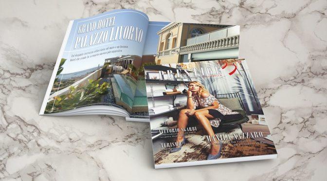 Prestige, il magazine del Gruppo Bulgarella Manila Nazzaro Vittorio Sgarbi