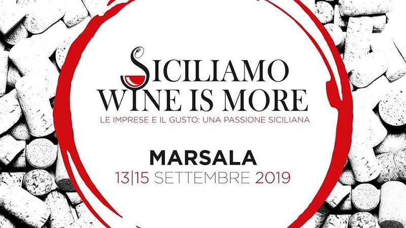 Siciliamo Wine is More dal 13 al 15 settembre a Marsala