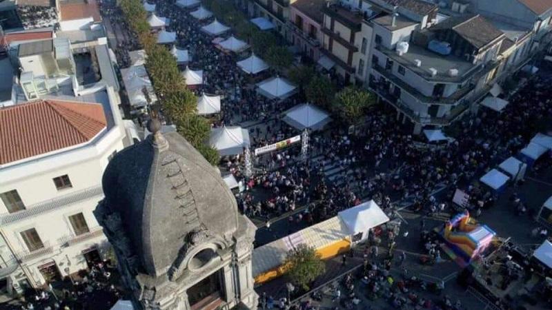 Ottobrata Zafferanese 2019: 4 domeniche di sagre, musica e arte a Zafferana Etnea