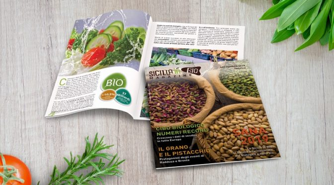 Sicilia in Bio Magazine biologico siciliano