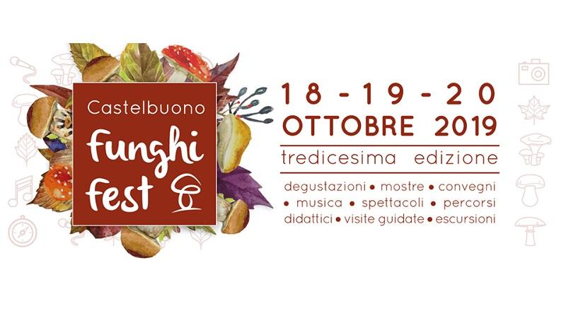 Funghi Fest 2019 a Castelbuono dal 18 al 20 ottobre