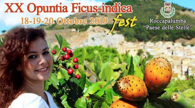 Roccapalumba Opuntia ficus indica Fest - Sagra del Fico d'India