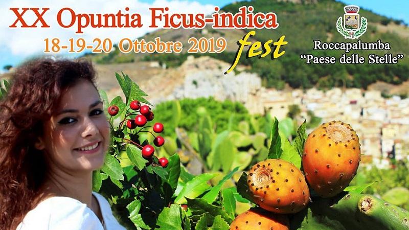 Opuntia Ficus indica Fest: XX edizione per la sagra del Fico d'India a Roccapalumba
