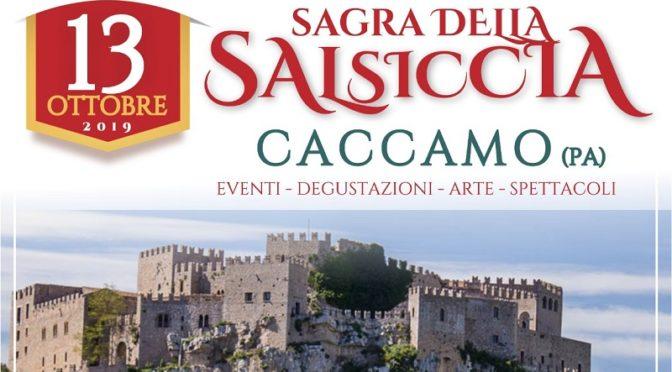 Sagra della Salsiccia 2019 Caccamo