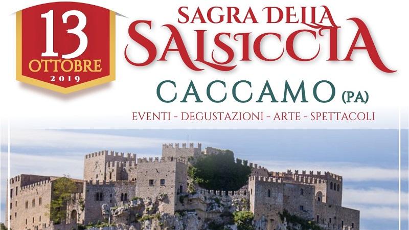 Sagra della Salsiccia a Caccamo il 13 ottobre