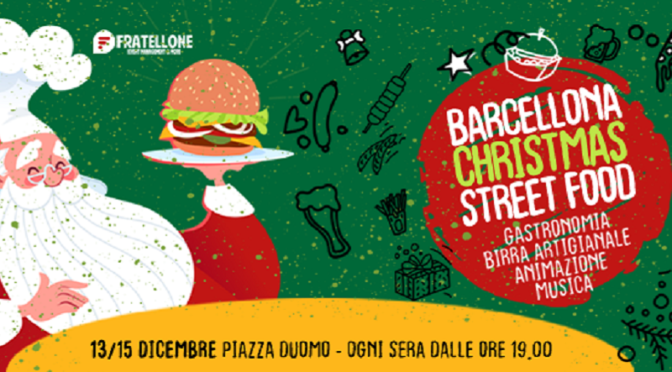Barcellona Christmas Street Food Barcellona Pozzo di Gotto