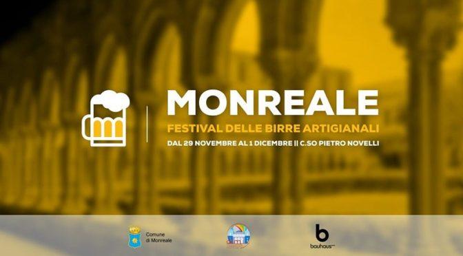 Festival delle birre artigianali a Monreale