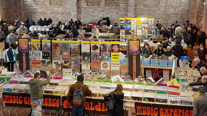 La Fiera del Disco torna ai Cantieri Culturali della Zisa a Palermo