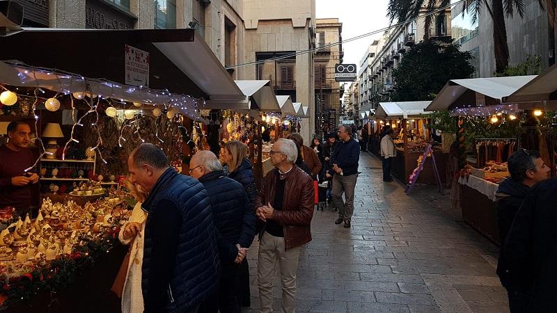 Cittadella dell'Artigianato: a Palermo torna la fiera di Natale di Confartigianato