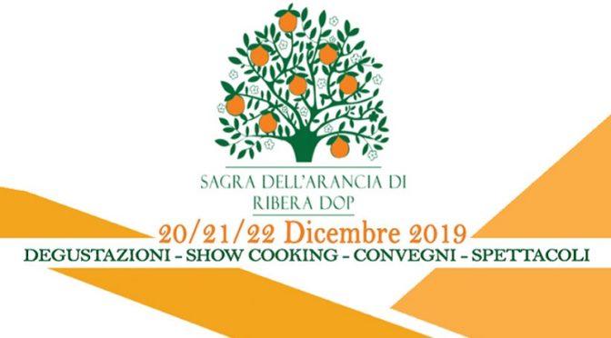 Sagra dell'Arancia di Ribera DOP Riberella Winter Food Festival
