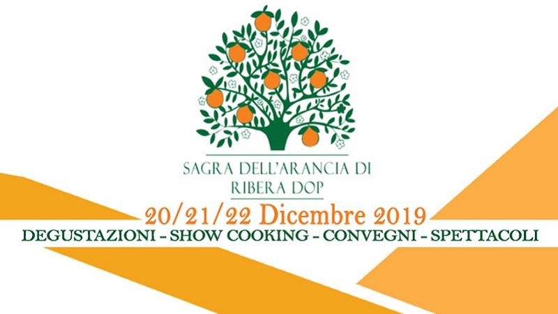 Riberella Winter Food Festival: arriva la Sagra dell'Arancia di Ribera DOP